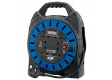 230V Four Socket Cable Reel (25M)