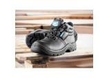 Morton Black Safety Chukka Boot - Size 9