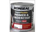 Super Flexible Primer & Undercoat 750ml - White