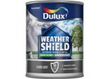Weathershield Quick Dry Undercoat 750ml - Dark Grey