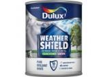 Weathershield Quick Dry Satin 750ml - Pure Brilliant White