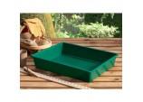 Deep Garden Tray - Green