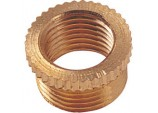 1?2 to 10 mm Brass Reducer - Pack 20