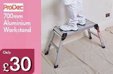 700mm Aluminium Workstand – Now Only £30.00