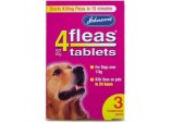 4fleas Tablets for Dogs - 3 Treatment Pack