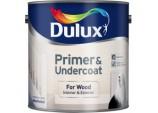 Primer & Undercoat For Wood - 2.5L