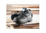 Morton Black Safety Chukka Boot - Size 6