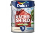 Weathershield Smooth Masonry Paint 5L - Classic Cream