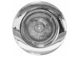 3 Pack Fixed GU10 Downlights - Chrome
