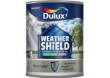 Weathershield Quick Dry Exterior Satin 750ml - Green Glade