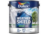 Weathershield Quick Dry Satin 2.5L - Pure Brilliant White