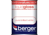 1.25 Litre Liquid Gloss - Pure Brilliant White
