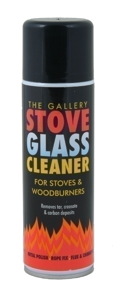 Glass Cleaner - 320ml Aerosol – Now Only £7.00
