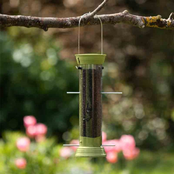 Supreme Nyger Seed Feeder – Now Only £7.00